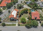 Aerial at Ponce de Leon and Nassau - Vacant Land for sale at 305 Ponce De Leon Ave, Venice, FL 34285 - MLS Number is N6111554