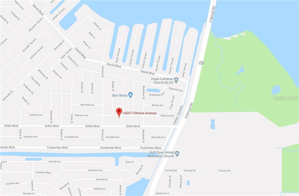 Street Map Port Charlotte Florida.14047 Fillmore Ave Port Charlotte Fl 33981 Mls D6104668