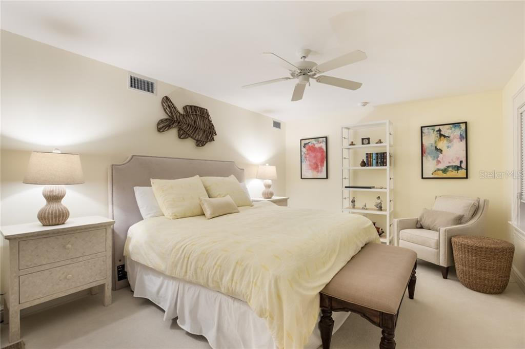 Guest bedroom 2 on first level - Single Family Home for sale at 1600 E Railroad Ave, Boca Grande, FL 33921 - MLS Number is D6108744