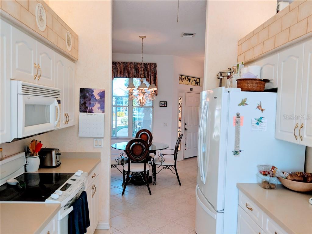 ALMOST NEW, FRENCH DOOR  FRIDGE - Single Family Home for sale at 26442 Feathersound Dr, Punta Gorda, FL 33955 - MLS Number is C7412660