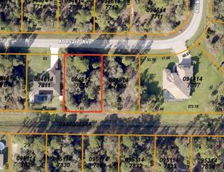 Lot 10 Abesaid Ave, North Port, FL 34291