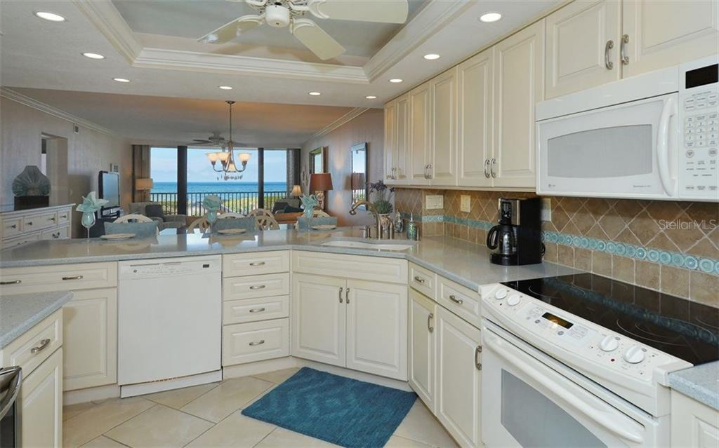 Kitchen - Condo for sale at 6480 Midnight Pass Rd #217, Sarasota, FL 34242 - MLS Number is A4202790