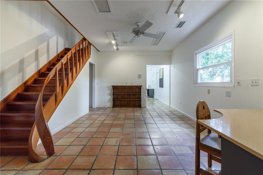 Second Stair Way - Single Family Home for sale at 6609 Peacock Rd, Sarasota, FL 34242 - MLS Number is A4210220