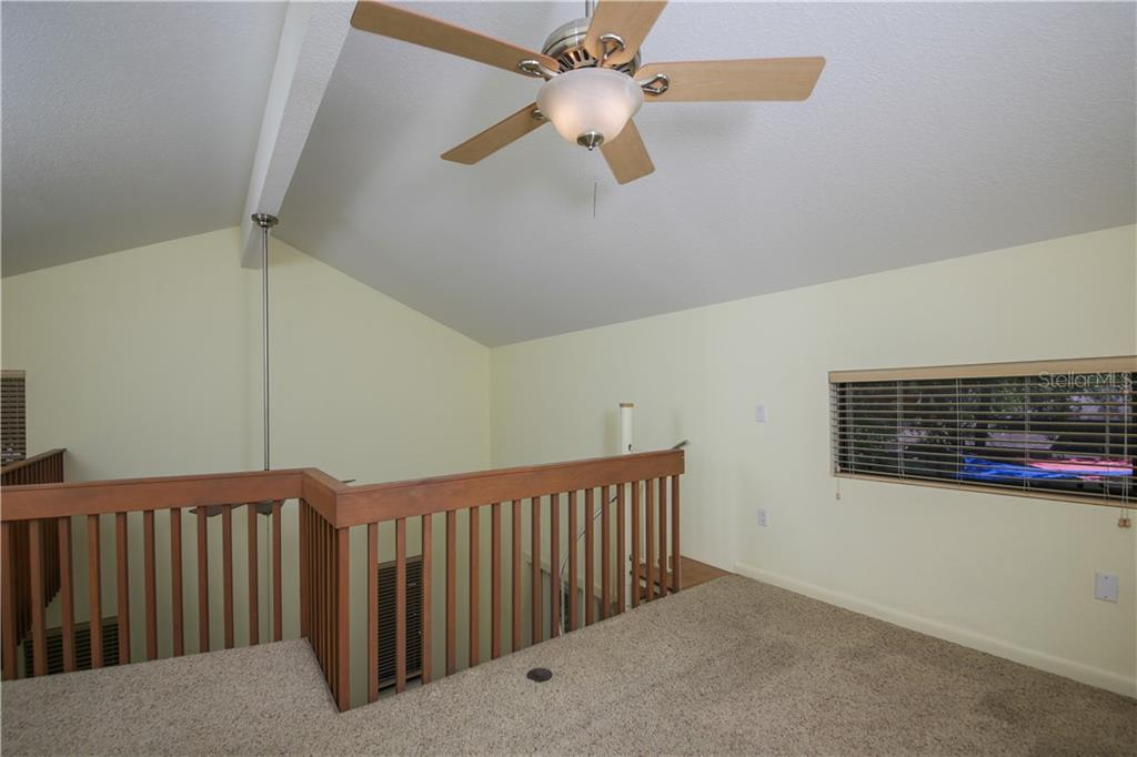 Loft area above Master bedroom - Single Family Home for sale at 7611 Alhambra Dr, Bradenton, FL 34209 - MLS Number is A4434753