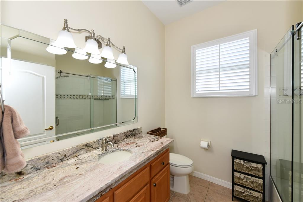 Guest bath updated - Single Family Home for sale at 2745 Harvest Dr, Sarasota, FL 34240 - MLS Number is A4436381