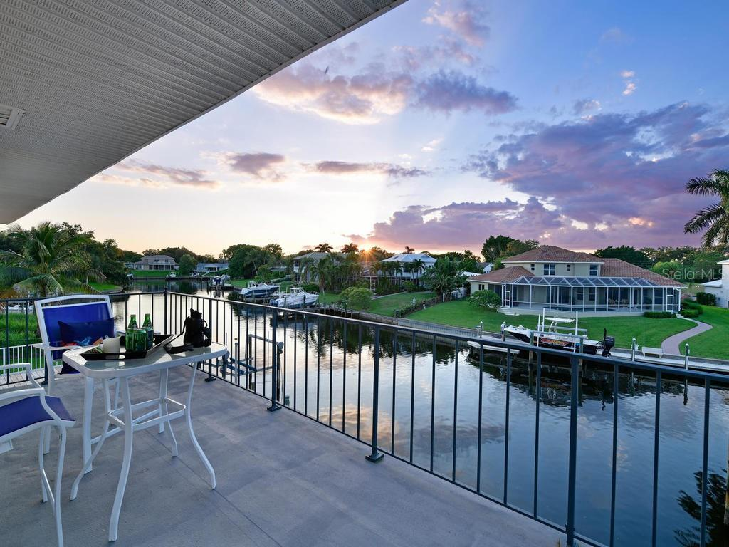 Imagine the views you will be enjoying from your private 2nd level Master bedroom deck! - Single Family Home for sale at 2008 72nd St Nw, Bradenton, FL 34209 - MLS Number is A4450238