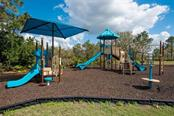 The children will love this modern playground. - Vacant Land for sale at 22510 Morning Glory Cir, Bradenton, FL 34202 - MLS Number is A4430942
