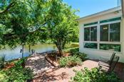 Guest House relaxing open Patio! - Single Family Home for sale at 3702 Beneva Oaks Blvd, Sarasota, FL 34238 - MLS Number is A4438878