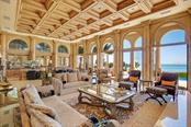 Living room - Single Family Home for sale at 845 Longboat Club Rd, Longboat Key, FL 34228 - MLS Number is A4440615