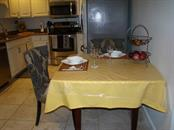Eat-In-Kitchen - Villa for sale at 3008 Ringwood Mdw #5, Sarasota, FL 34235 - MLS Number is A4443322