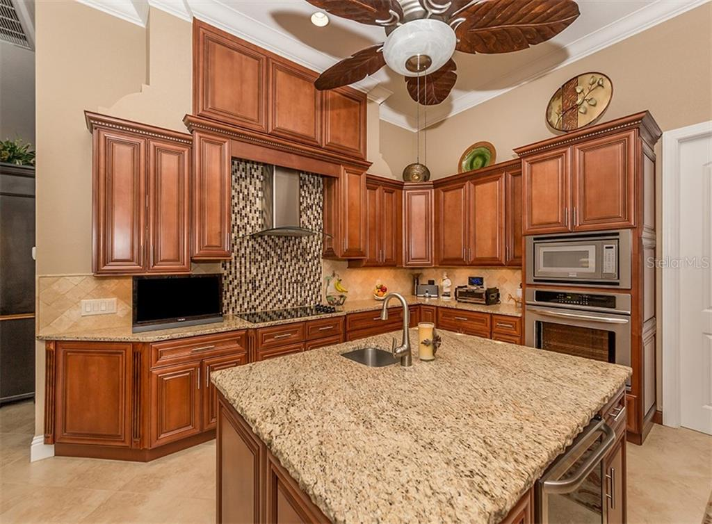 Large Kitchen Island - Single Family Home for sale at 1980 W Marion Ave, Punta Gorda, FL 33950 - MLS Number is N6104995